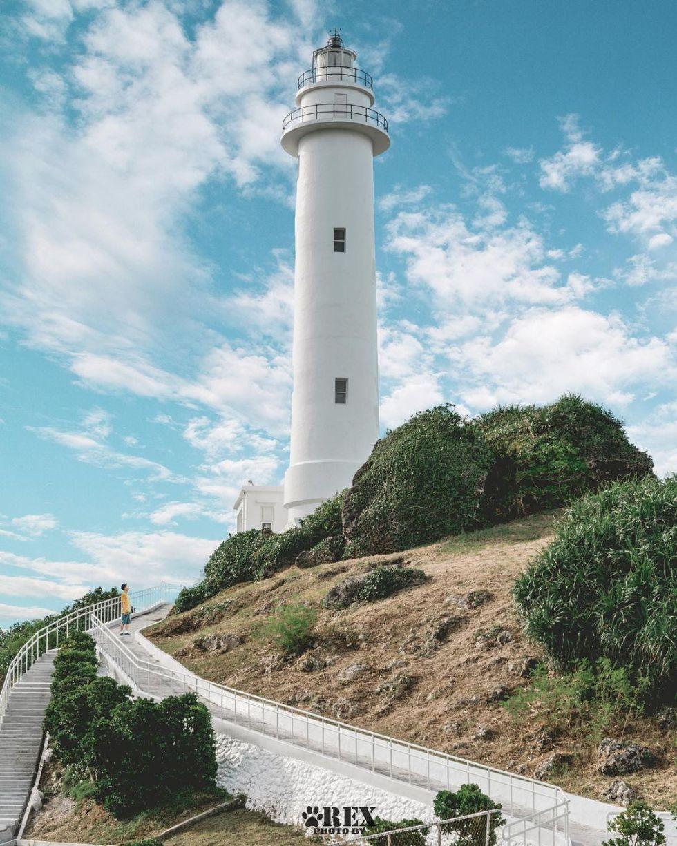 綠島燈塔 東南旅遊