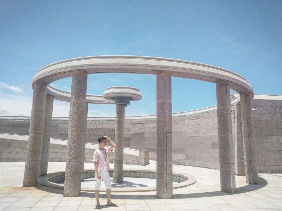 綠島人權紀念公園 東南旅遊