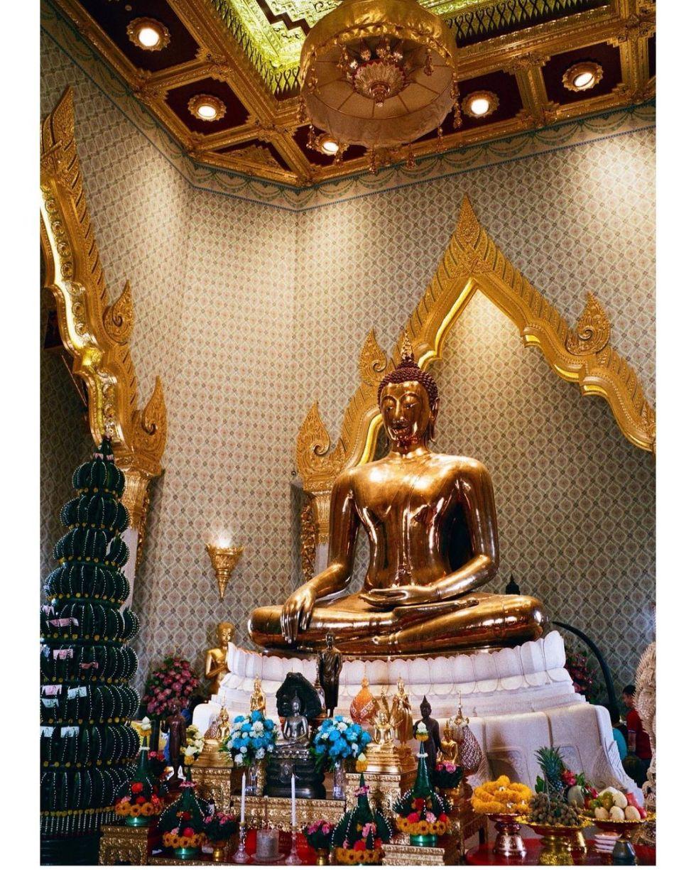 金佛寺|照片來源IG:yuweiliu