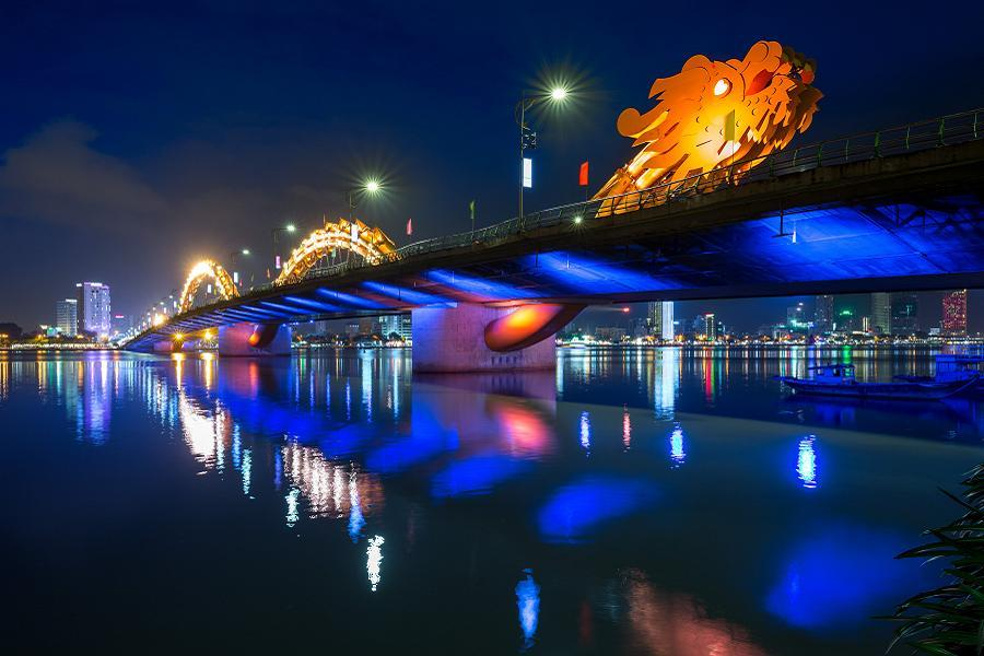 峴港龍橋|東南旅遊