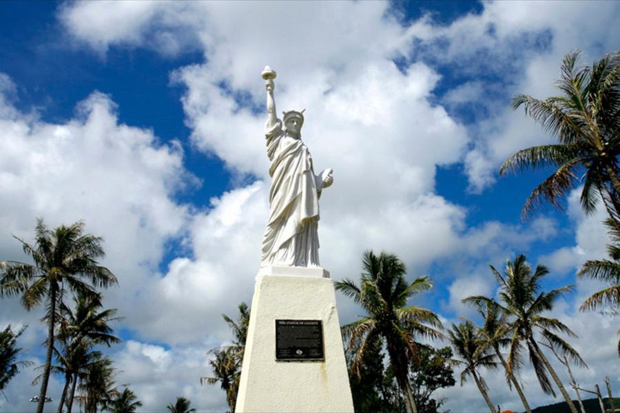 關島自由女神