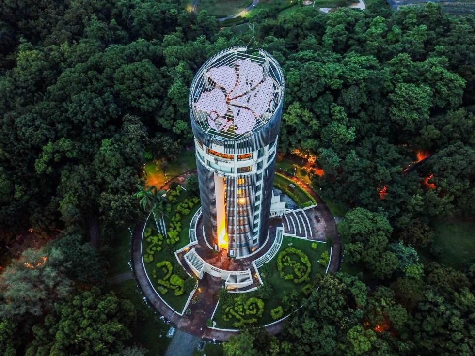 嘉義嘉義射日塔|照片來源:嘉義市觀光旅遊網