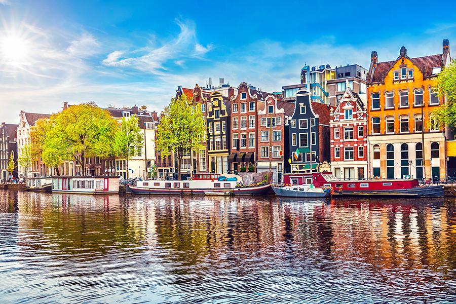 阿姆斯特丹運河遊船|東南旅遊