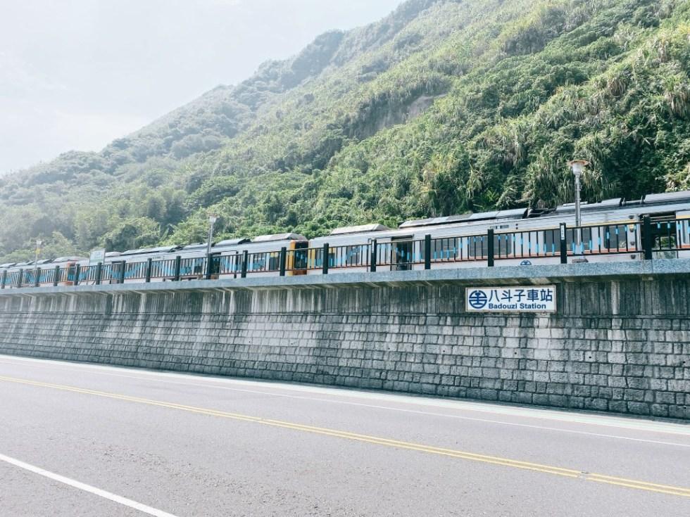 八斗子車站|東南旅遊