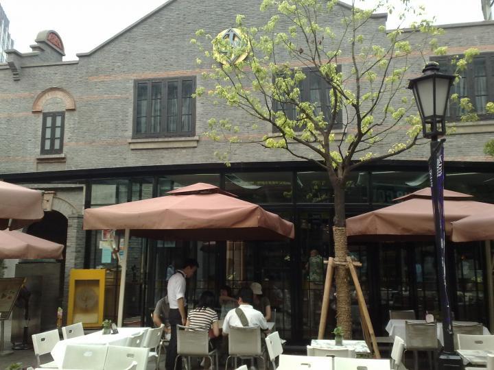 上海新天地|東南旅遊