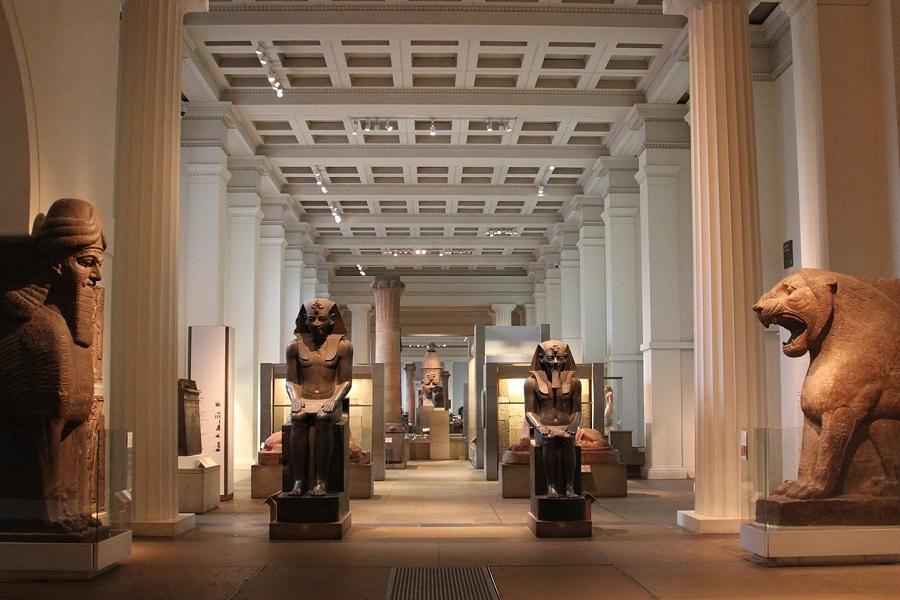 大英博物館|東南旅遊