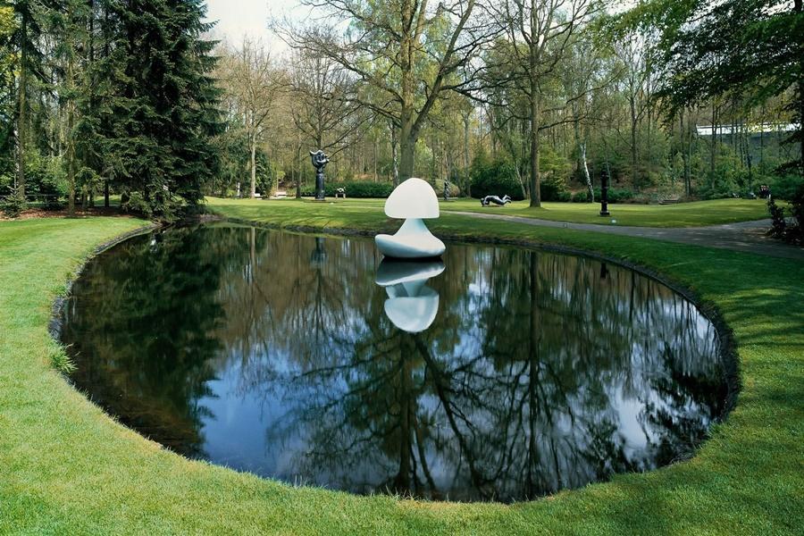 荷蘭庫勒慕勒美術館|東南旅遊
