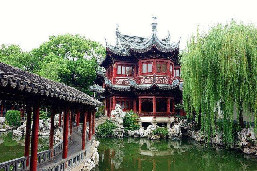 上海豫園|東南旅遊