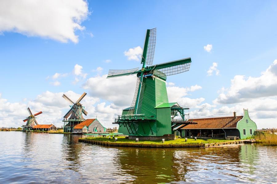 荷蘭風車村|東南旅遊