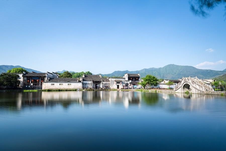 臥虎藏龍:中國宏村|東南旅遊