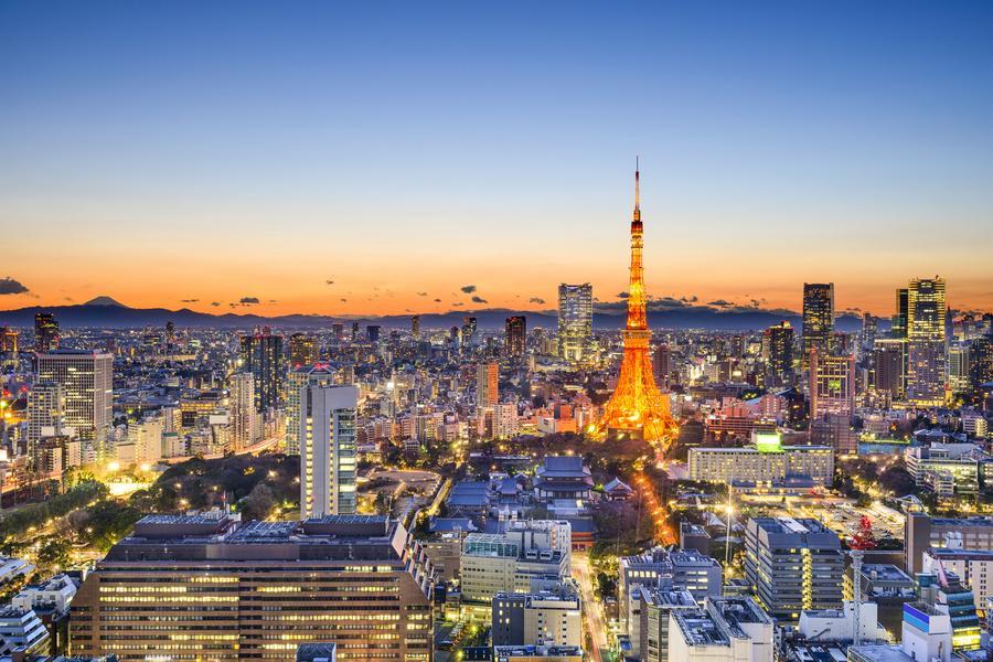 東京鐵塔|東南旅遊