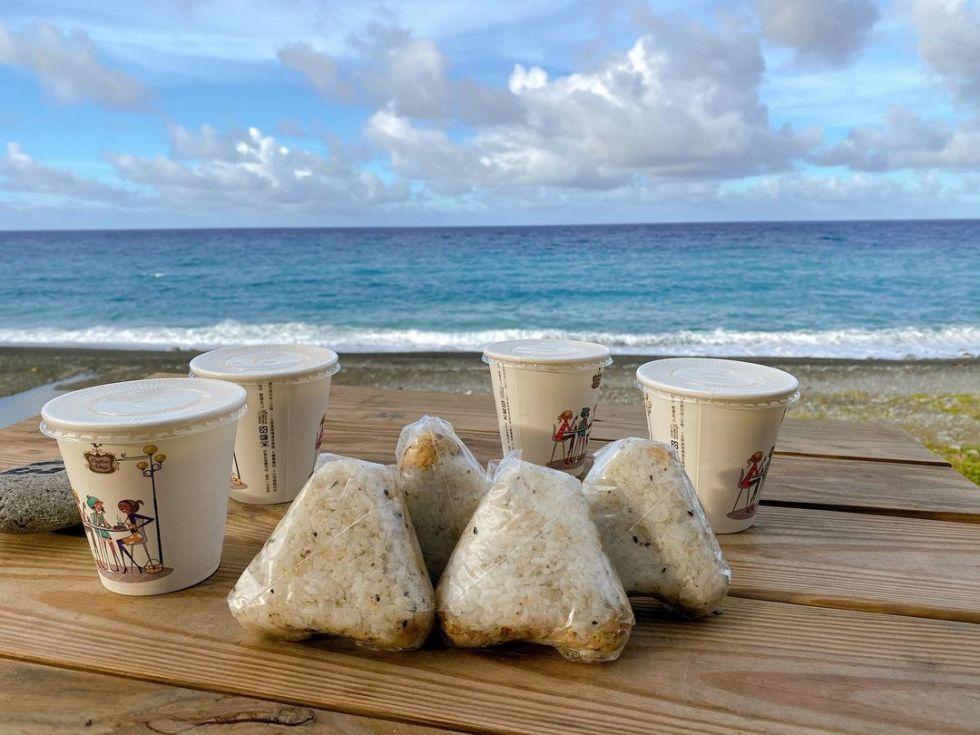 蘭嶼 阿力給早餐 圖片來源:IG帳號 @zorhancha