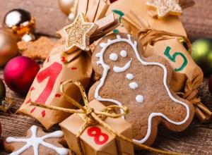 Home made calendrier de l'avent Noël