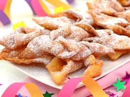 Mardi gras recette bugnes et beignets