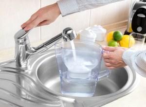 Filtration de l'eau santé et environnement