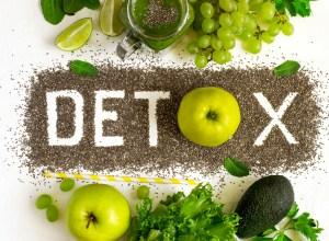 detox après les fêtes