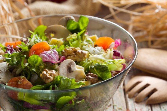 Idees recettes salade healthy