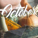 Les essentiels d'octobre