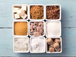 Alternatives au sucre.