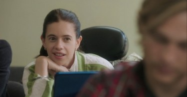 A screenshot from Margarita with a Straw.