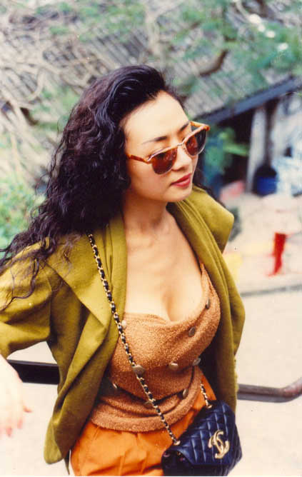 Godess of Hongkong Cinema Amy Yip