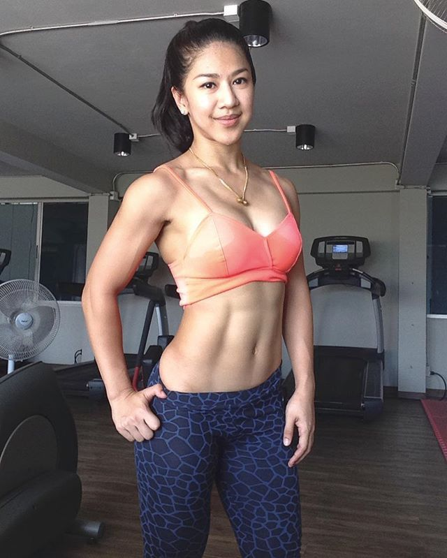Kanyapat-Oummy-leaked-nude-sexy-www.ohfree.net-024 Freelance personal trainer Kanyapat Oummy leaked nude sexy photos