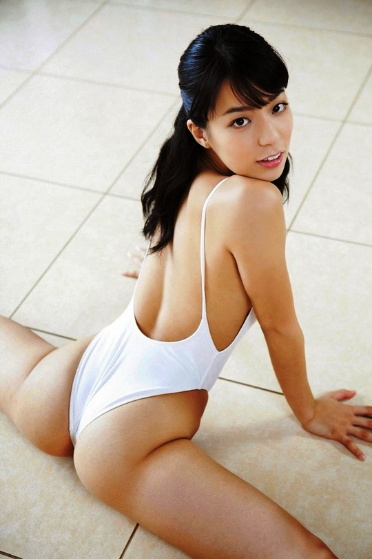Japanese-Gravure-model-Mayu-Koseta-nude-005-from-sexvcl.net_ Japanese Gravure model Mayu Koseta nude sexy photos leaked