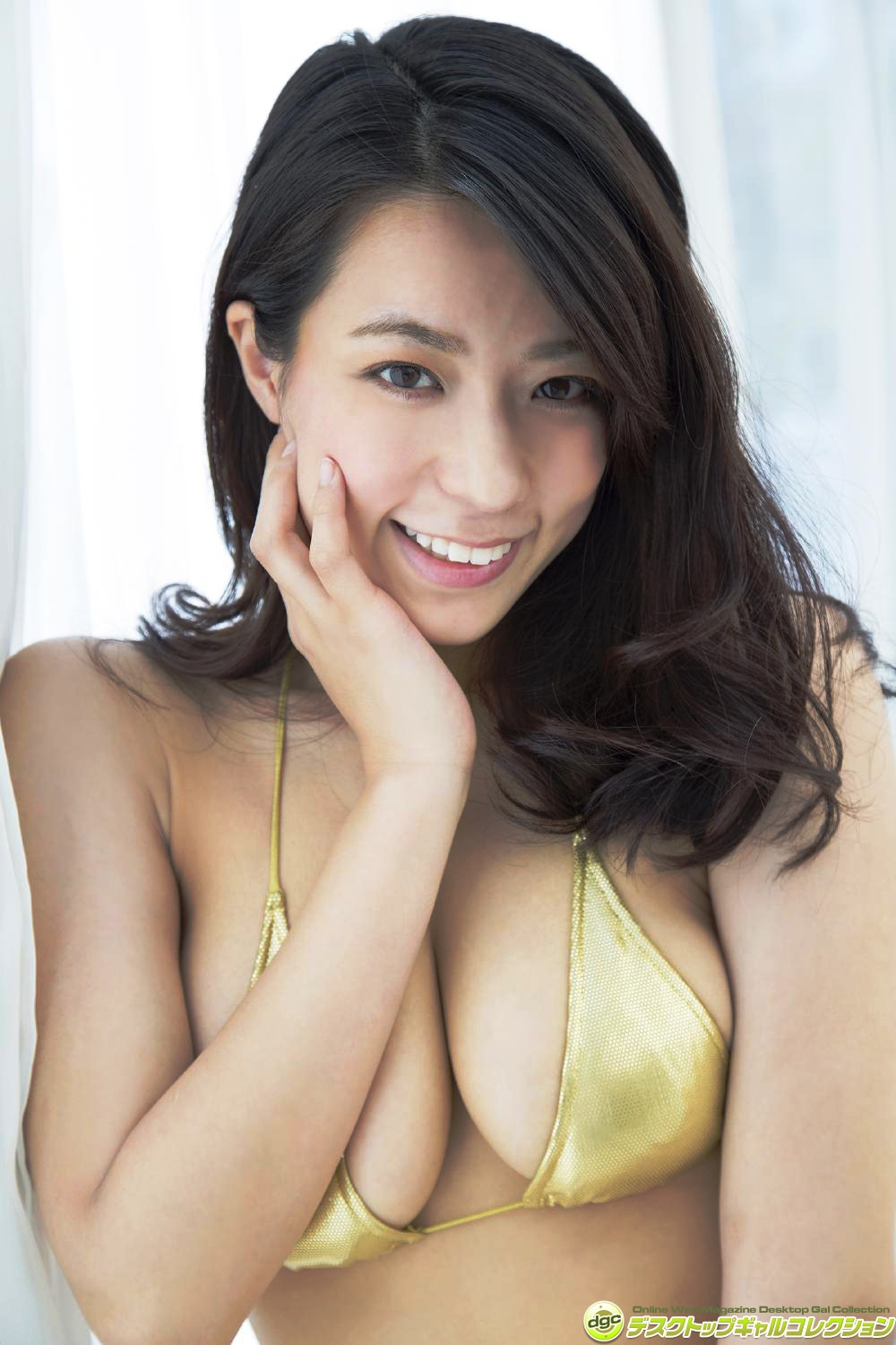 Japanese-Gravure-model-Mayu-Koseta-nude-013-from-sexvcl.net_ Japanese Gravure model Mayu Koseta nude sexy photos leaked