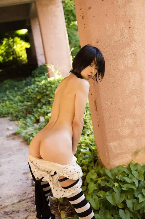 Ushijima-nude-sexy-photos-leaked-063-from-sexvcl.net_ Cosplay girl Iiniku Ushijima nude sexy photos leaked