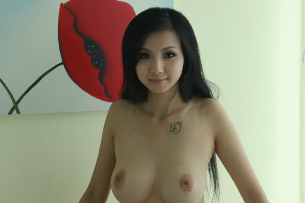 Above told Chinese big tits nude