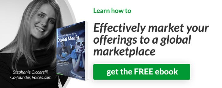 Learn how to effectively market your offerings to a global marketplace
