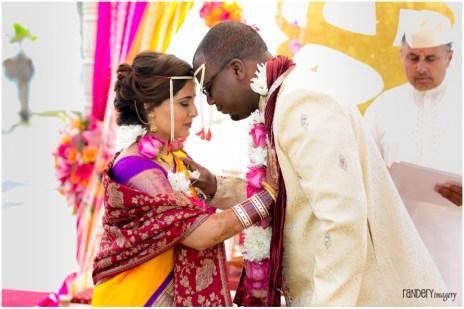 Indian wedding at the Embassy Suites Mandalay Beach Resort