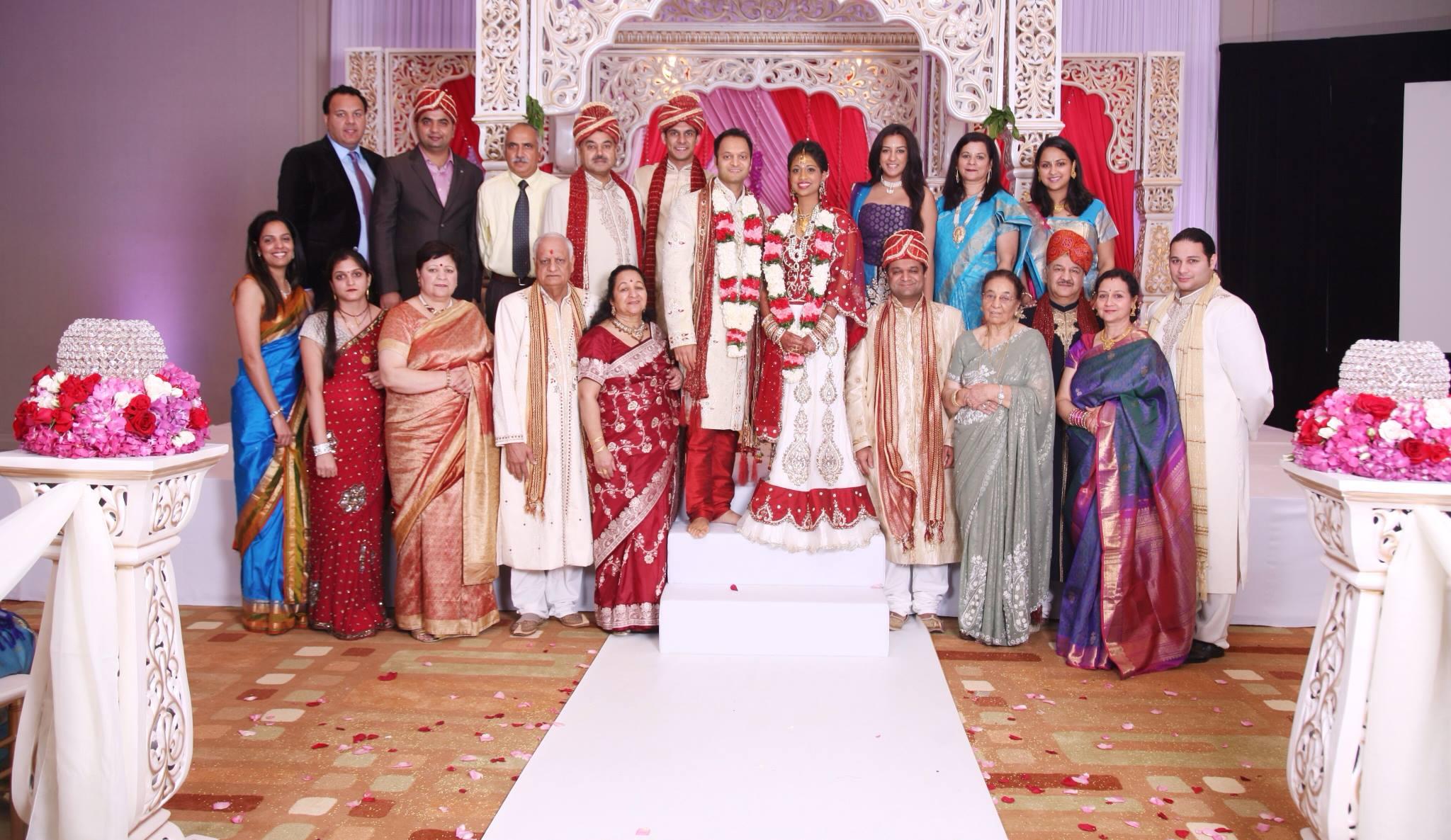 Pavana And Rohit Tampa Florida Indian Wedding