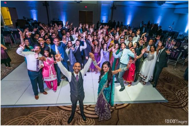 53-Anaheim-sheraton-park-orange-county-indian-hindu-reception-photography-dance-floor-photos