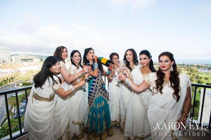 Reha-Vijay-Newport-Beach-Marriott-South-Asian-wedding-Indian_wedding-Hindu-Jain-North_Indian-bridesmaids-Aaron-Eye-Photography