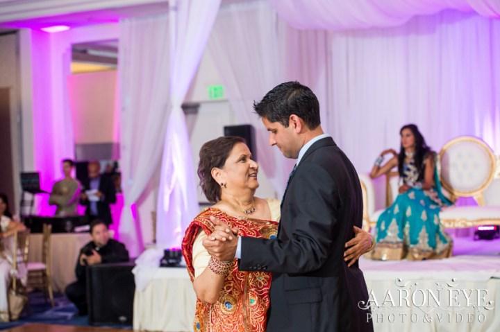 Reha-Vijay-Newport-Beach-Marriott-South-Asian-wedding-Indian_wedding-Hindu-Jain-North_Indian-mother-son-dance-balroom-Arron-Eye-Photography-DJ-Sukh