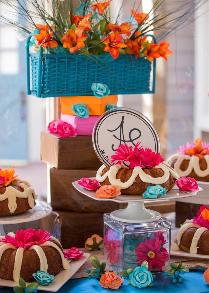 Suraj-Ashmi-Indian-wedding-Hindu-Jain-dessert-reception-cake-ice-cream