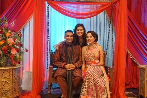 Me Shveta and Kunal