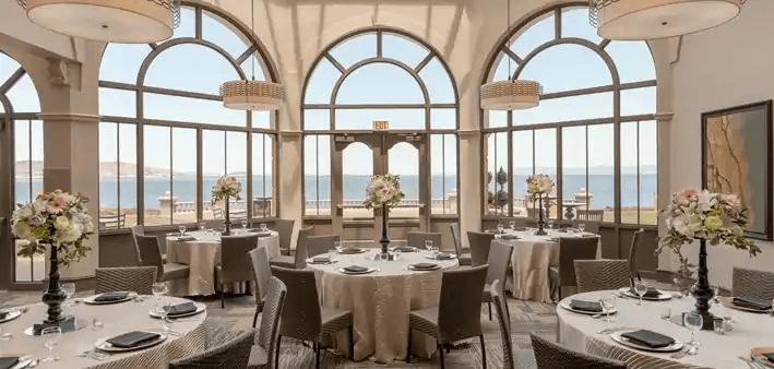 5-Embassy-Suites-San-Francisco-Airport-Waterfront-Ballroom-Indian-Wedding-Venue-Windows
