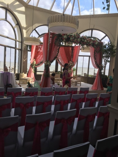 Indian wedding at Embassy Suites SFO Waterfront