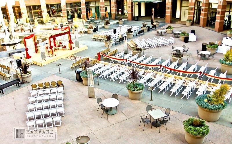 Hilton Long Beach Indian Wedding Venue