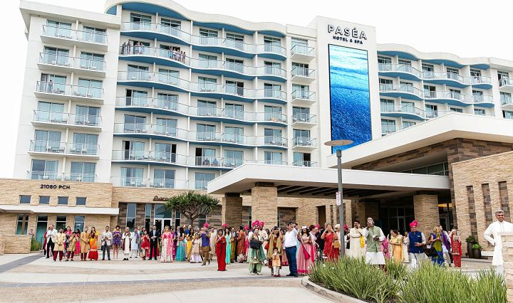 Indian wedding Pasea Hotel and Spa