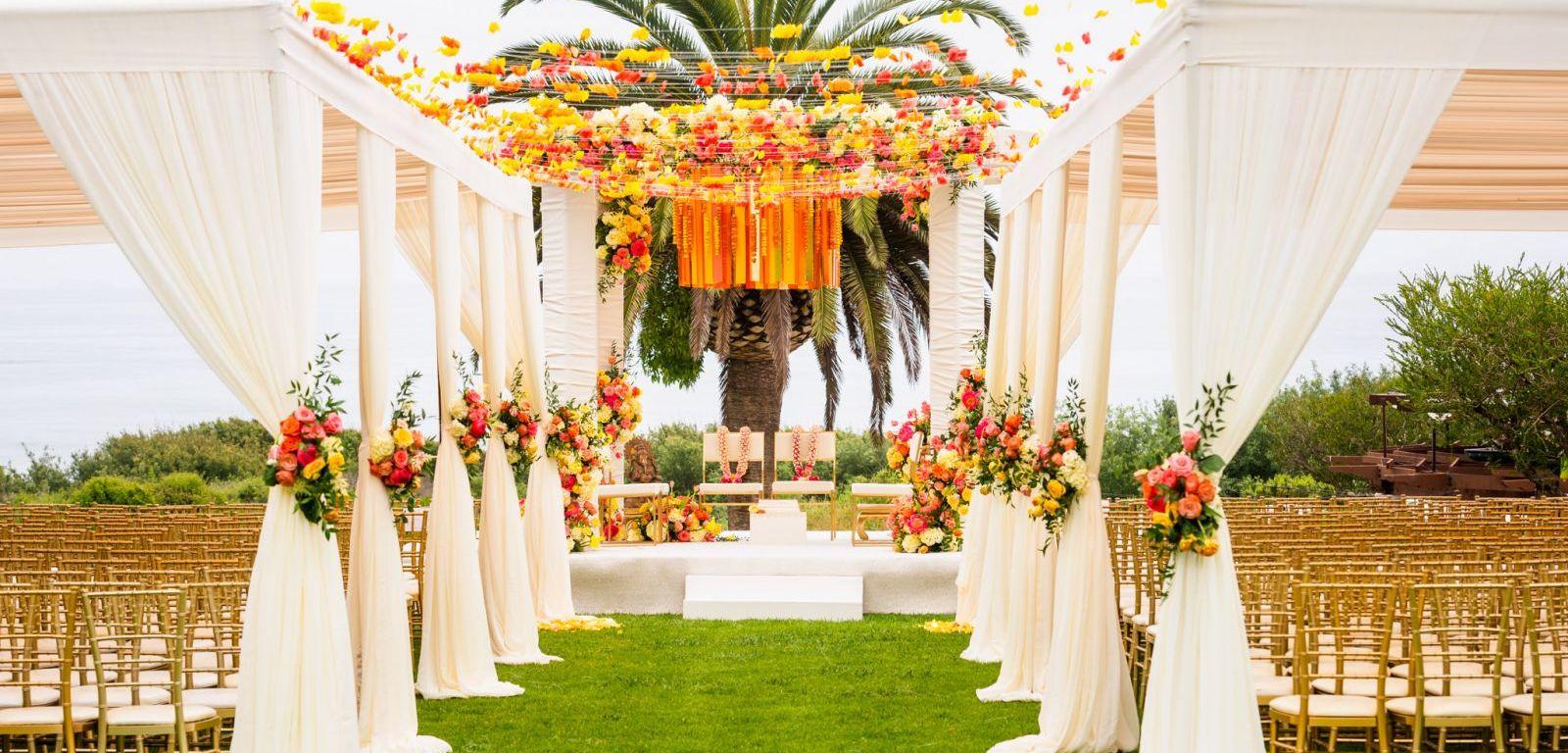 Indian Wedding Venue The Ritz Carlton Bacara Santa Barbara