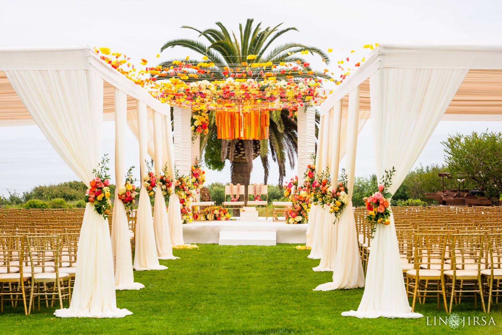 Indian Wedding Venue The Ritz Carlton Bacara Santa Barbara