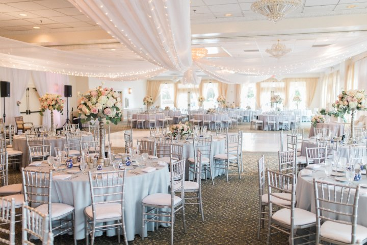 The Grand Ballroom at Moorpark Country Club