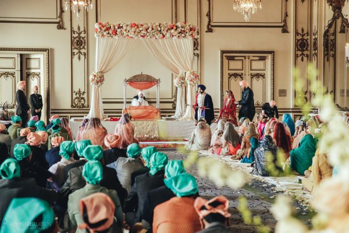 Anand Karaj at the Fairmont San Francisco