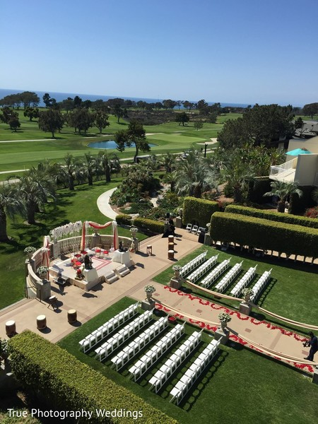 Indian wedding at the Hilton La Jolla Torrey Pines