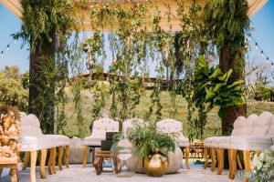 Indian wedding at Ethereal Open Air Resort