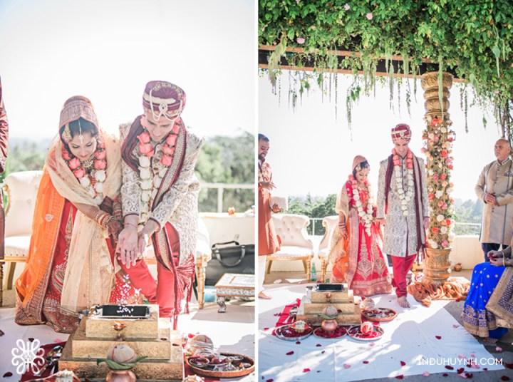 Indian wedding at Chaminade Resort & Spa
