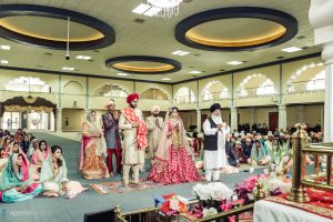 Indian wedding San Jose Gurdwara